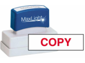 COPY STAMP - Red Copy XL 75