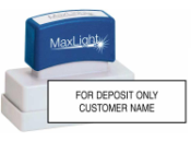 MAXDEPONLY - Maxlight Deposit Only XL75