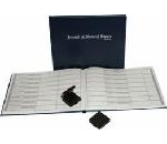 Notary Jouranl & inkless fingerprint pad