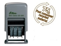 Shiny ES-300 Self-Inking Dater