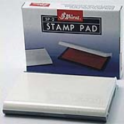Shiny Felt Stamp Pad (XL)