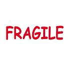 "XL-23045 - ""Fragile"" Red"