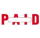 "XL-23060 - ""Paid"" Red"