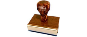 Traditional Rubber Stamp